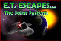 Play E T Escapes The Solar System